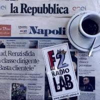 Caffè e Repubblica, live sulla pagina facebook
