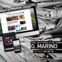 La velocità di una notizia al tempo dei social, seminario alla Scuola Internazionale di Comics di Napoli