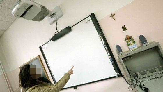 Rubati nella notte 27 computer in una scuola a Napoli