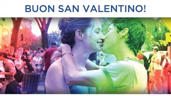 San Valentino con Arcigay Napoli, la prima festa degli innamorati dopo la Cirinnà