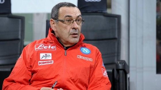 Sarri-Juventus, il tecnico replica ancora: