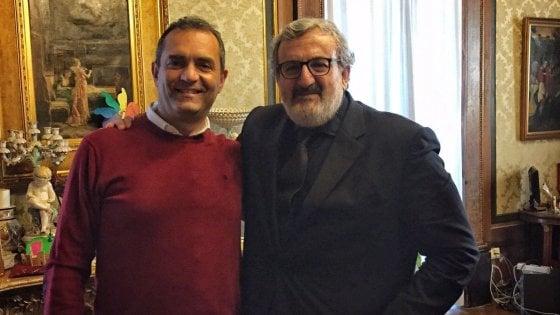 Ecco l'asse del sud: il governatore della Puglia Emiliano incontra Luigi de Magistris