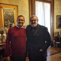 Ecco l'asse del sud: il governatore della Puglia Emiliano incontra Luigi