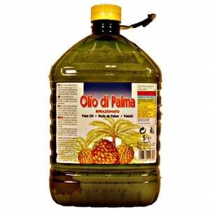 L'olio di palma non fa male, l'università di Napoli lo assolve