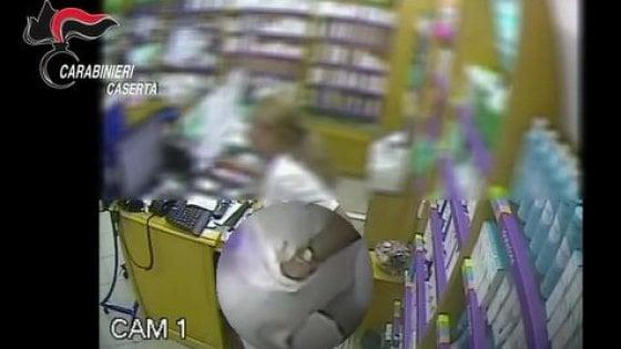 Caserta, dipendente infedele ruba 170 mila euro di incasso nella farmacia dove lavora
