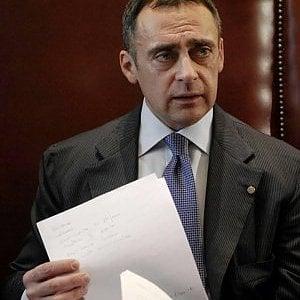 Castellammare, condannato l'ex sindaco Luigi Bobbio