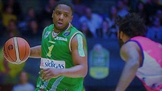 Basket, Coppa Italia: Sassari in finale contro Milano, sconfitta Brescia 77-70