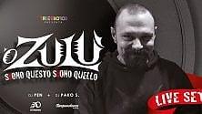 "Anteprima del disco  di ""'O Zulù"" al Deja Vù"