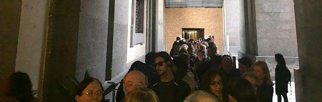 Capodimonte, migliaia in fila per i due Van Gogh