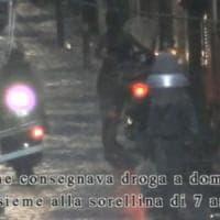 Minorenne consegnava droga a Napoli con sorellina di 7 anni