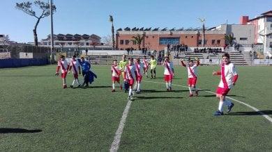 I ragazzini dello Scampia calcio battono il Napoli