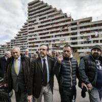 Il viceministro Nencini a Scampia: