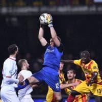 Benevento ko in casa in un match spettacolo: vince il Bari per 4-3