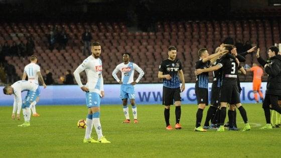 Formazioni ufficiali Napoli Atalanta! Out Insigne!