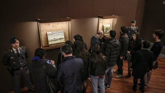 Castellammare - Tornano in Olanda i dipinti di Van Gogh