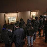 In fila per Van Gogh, Capodimonte saluta i due capolavori