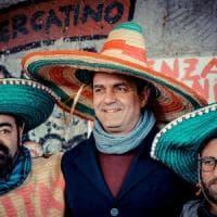 Carnevale del Gridas, de Magistris a Scampia: