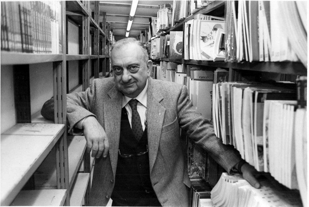 Mario Guida, la fotostoria: una vita per i libri