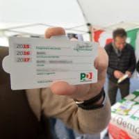 Pd: Napoli, il caso delle tessere comprate