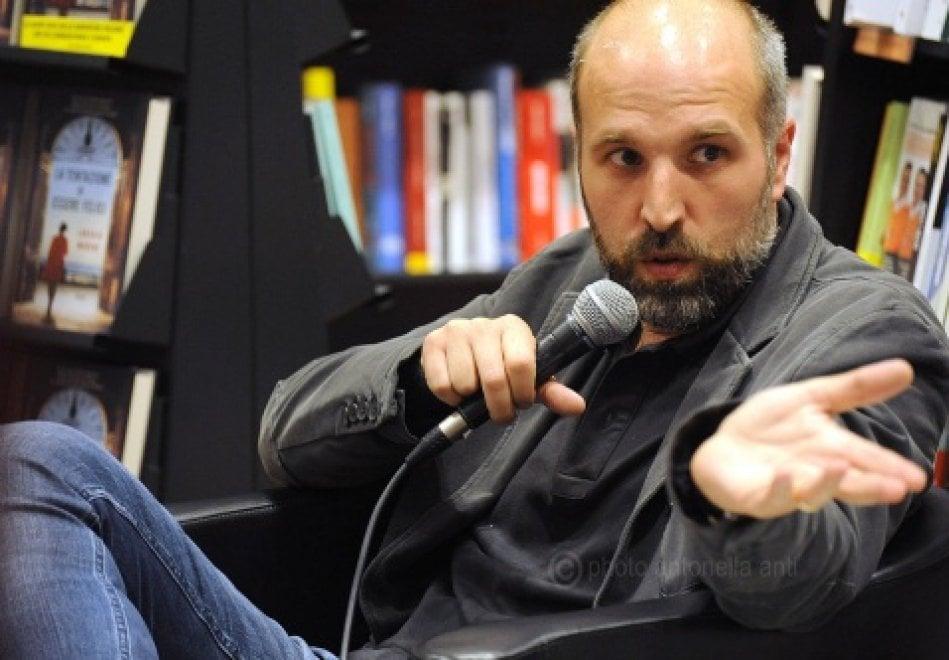 Diretta con lo scrittore Lorenzo Marone