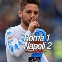 Il Napoli batte la Roma, la gioia di Maradona su Facebook