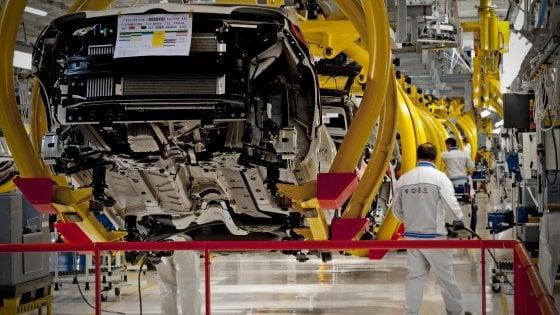Fca, Marchionne: a Pomigliano modello Alfa o Maserati, Panda in Polonia