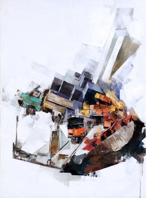 Risultati immagini per Walter Molli in mostra a Napoli alla Galleria Prac