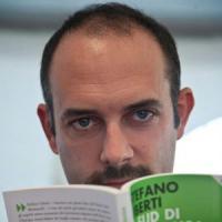 Stefano Liberti a LaterzaAgorà al teatro Bellini