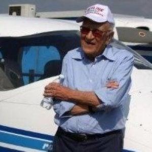 Muore a 94 anni Luigi Pascale, pionere dell'aeronautica
