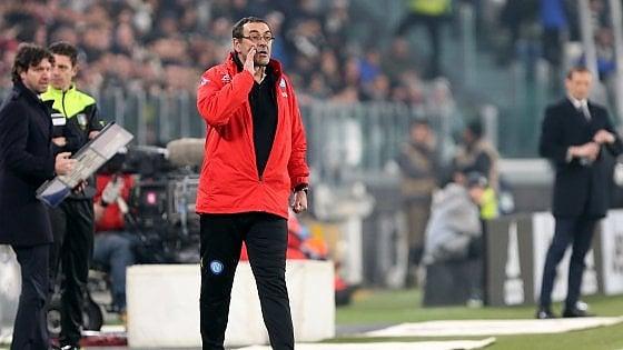 Sarri sfida la Roma: