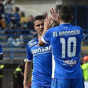 Il Napoli soffre e vince a Empoli: i padroni di casa sfiorano una clamorosa rimonta