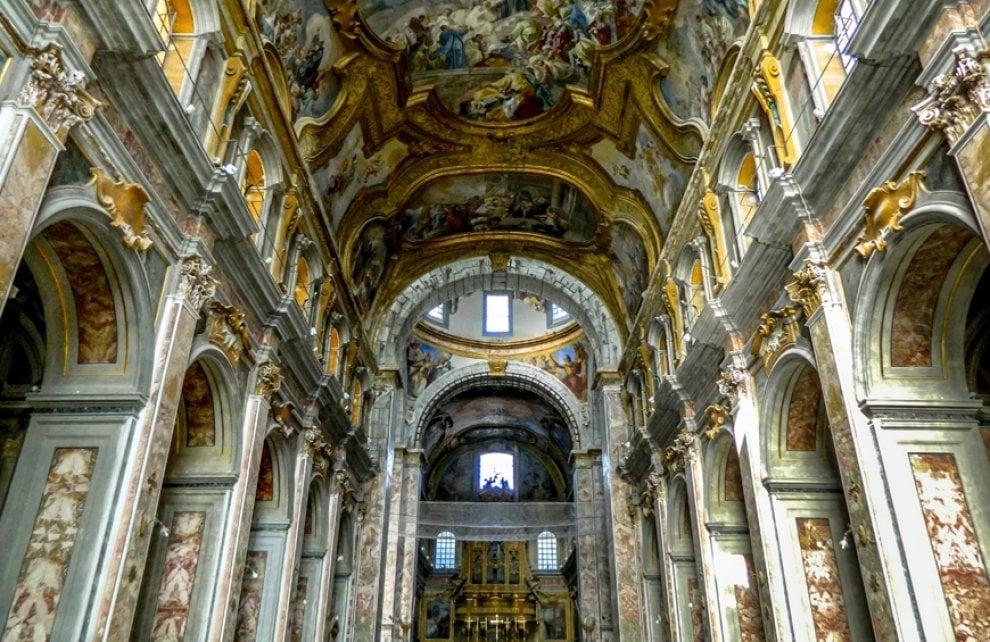 """""""Respiriamo arte"""", al via il crowdfunding per la chiesa di Santa Luciella"""