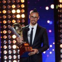 Marek Hamsik ha vinto il Pallone d'Oro slovacco