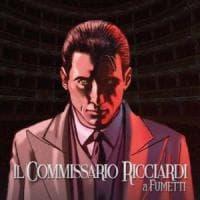 Il Commissario Ricciardi a fumetti: il numero zero al San Carlo