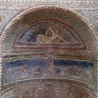 Pompei, tornano a splendere la Casa dell'Orso ferito e quella di Sirico