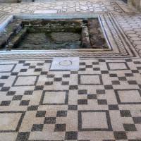 Ecco le immagini delle due domus che riaprono mercoledì a Pompei