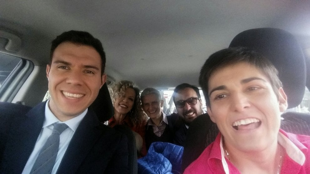 Maria Rosaria Malapena tassista speciale di Monica Cirinnà