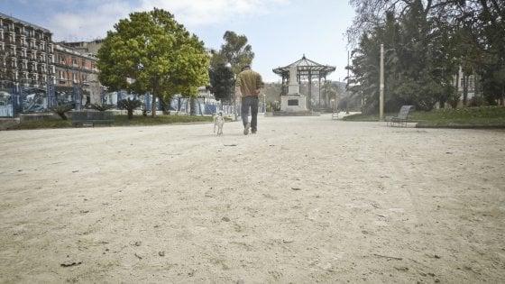 """Il soprintendente Garella: """"Villa comunale nel degrado, ma cambierà volto coi lavori all'Acquario e la nuova metro"""""""