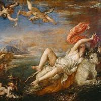 Festa dell'Europa per i sessant'anni dei Trattati di Roma nella galleria