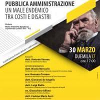 Un convegno a Sant'Antonio Abate sulla corruzione nella Pubblica Amministrazione
