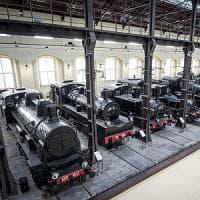 Vapore, ferro e memoria: così a Pietrarsa rinasce il museo ferroviario