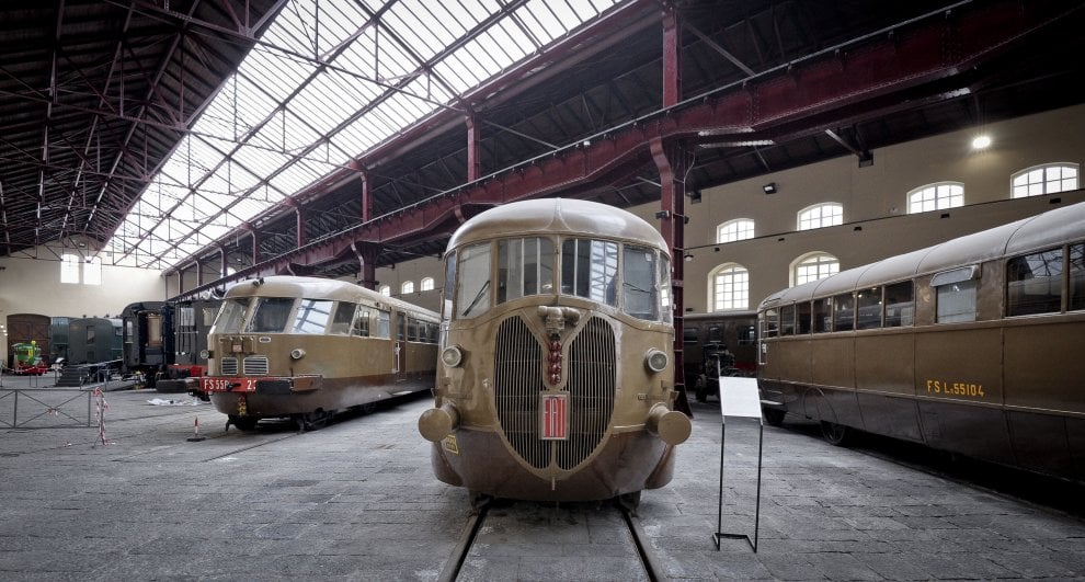 Pietrarsa, rinasce il museo ferroviario più bello del mondo