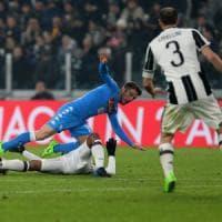 Napoli-Juventus: arbitra Daniele Orsato di Schio