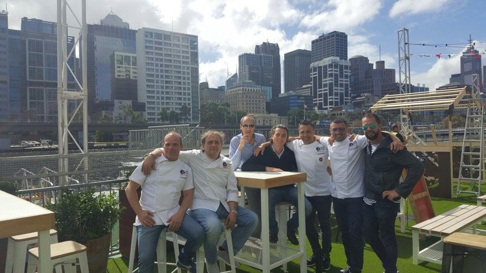 A Melbourne il festival della vera pizza