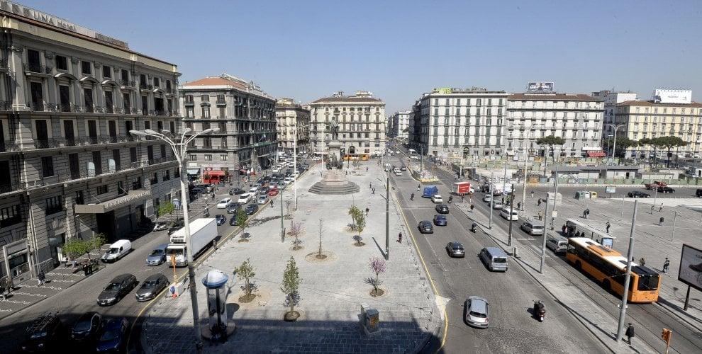 Piazza Garibaldi, ecco come cambierà