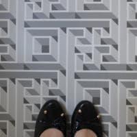 Il pavimento della Cappella Sansevero ispira il design