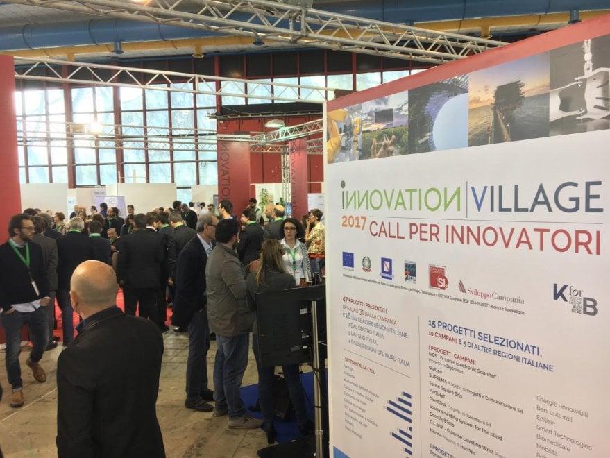 """Industria 4.0, alla Mostra d'Oltremare la seconda edizione di Innovation Village. Fascione: """"Campania al top in Europa"""""""