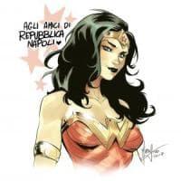 La Wonder Woman di Mirka Andolfo