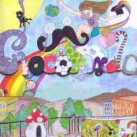 Giorno del Gioco 2017 a San Giorgioa Cremano:  Nuovo logo scelto tra i disegni dei bambini