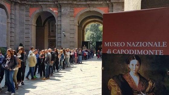 Napoli, boom di visitatori nei musei a Pasqua e Pasquetta